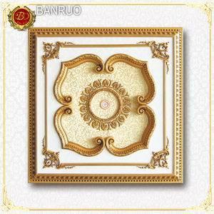 Panneau de plafond artistique Banruops PS pour la décoration d'accueil