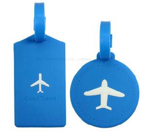 연약한 PVC 수화물 꼬리표 여행 꼬리표 승진 선물 핸드백 꼬리표 창조적인 선물 케이스