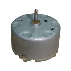 Micro moteur à courant continu pour l'appareil de cuisine