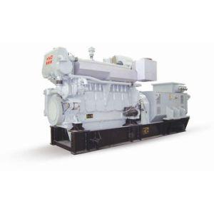 300kw Mwm Deutz Marine Diesel Generating Set