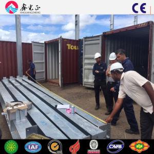 P345 de acero de la luz de los proyectos de construcción de metal barato Estructura de acero galpón Galpón de caballos
