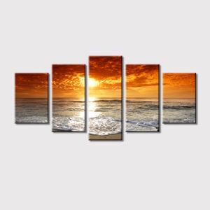 L'alba Giclee di alta qualità stampa la pittura a olio per la decorazione della parete