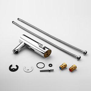 도금되는 금관 악기 자동적인 센서 꼭지 크롬 (FDS-A6004)