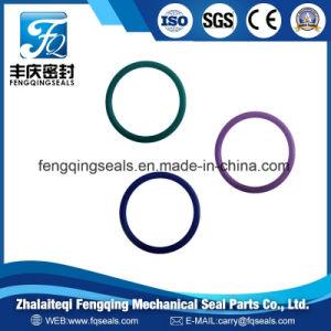 Junta de vedação Viton borracha coloridas NBR de silicone de anel O anel de borracha do Anel O