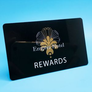 Hot vendre ISO18092 NTAG216 RFID NFC CARTE D'ADHÉSION