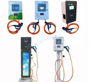 電気自動車充満端末のための2018の熱い販売AC EV車の充電器の充満山