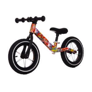 2018 세륨을%s 가진 자전거를 달려 균형 자전거 아이가 대중적인 작풍 자전거에 의하여 12inch 농담을 한다