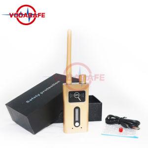 種類のバグ車の追跡者の無線ピンホールカメラに使用する高い感度GPSの追跡者の探知器