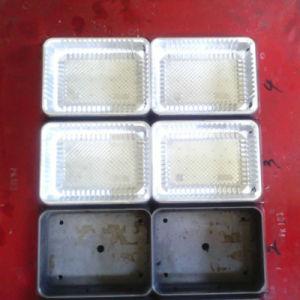 Aprovado pela CE de plástico de qualidade superior para máquina de termoformação Bento Boxes