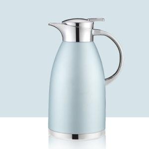 1,8 litro chá grande vaso de viagem térmica de aço inoxidável isolado de vácuo com Tampa à prova de fugas térmica - Cafe bebida quente recipiente do transportador