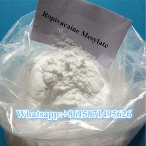 99% Reinheit-rohes Puder Ropivacaine Mesylate 854056-07-8 für Schmerz-Mörder