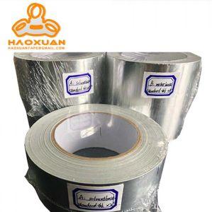 冷却装置のPUの泡立つことのためのエア・ベントのアルミホイルテープ