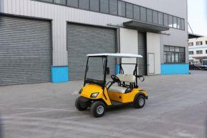 2 Lugares mini-Golf Cart com marcação CE para o Clube de Golfe
