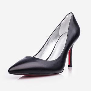 Migliori pattini neri di vendita della corte delle donne