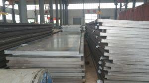 JIS G3106 leves la estructura del edificio de baja aleación de carbono y la placa de acero High-Strength