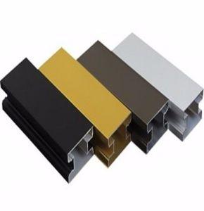 Profili di alluminio dell'espulsione per Windows ed espulsioni di alluminio della cornice dei portelli