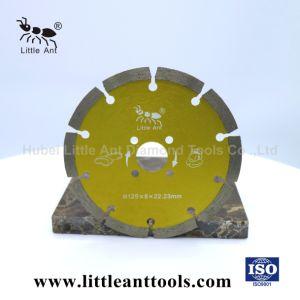 """5 """" /125mm het Graniet Van uitstekende kwaliteit, het Marmeren, Gesinterde Scherpe Blad van de Zaag van de Diamant van Hulpmiddelen"""