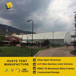 60m Piscina grande evento tenda para venda (HPM 60M)