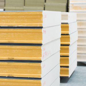 PU Сэндвич панели для чистой комнате/Продовольственной/IT/лабораторной работы рабочего совещания