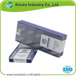 10boîtier PC160404 Vnmg Carbure Indexable Outil de rotation externe des inserts de Découpe CNC Lathe Outils de coupe