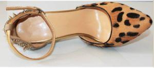 Última moda señoras Tacón Zapatos de Vestir