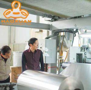 Escalera de seguridad de uso intensivo de aluminio Nosing con cinta de lámina autoadhesiva