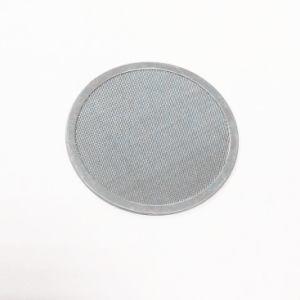 Schijf van de Filter van het Roestvrij staal van het micron de Cirkel