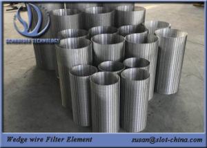 Automatischer zurückströmender Filter für Behandlung der industriellen Wasserbehandlung