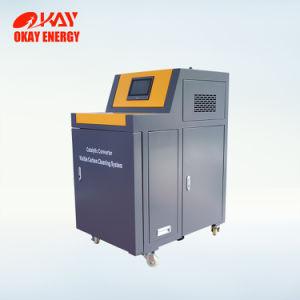 Digital-intelligente Katalysator-Reinigungsflüssigkeit-Maschine