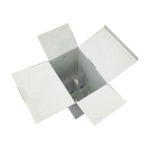 Caixa Hand-Made Dom papel cartão para embalagem de garrafas de vinho