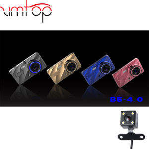 заводская цена низкая стоимость Car DVR Руководство пользователя GT300 Dash Cam Full HD 720p Два объектива камеры