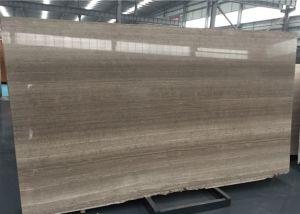 Ufficio Legno Hotel : Mattonelle di pavimentazione di marmo di legno grige della lastra