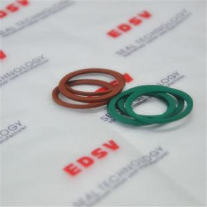 Guarnizione/giunto circolare di Aflas di sigillamento della guarnizione della gomma di silicone di OEM/Standard