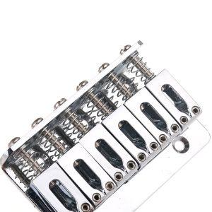 Guitarra Musiclily 65 mm fijo Hardtail Puente silla