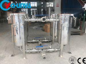 Sac parallèle duplex logement du filtre à cartouche pour le traitement de l'eau