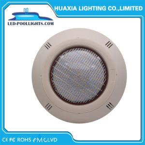 Montaje en superficie normal bajo el agua de la luz de la piscina LED impermeable