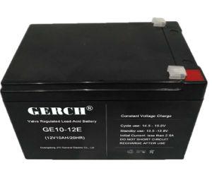 12V 10AH привести Crystal Reports для аккумуляторной батареи ИБП, солнечного света, системы видеонаблюдения