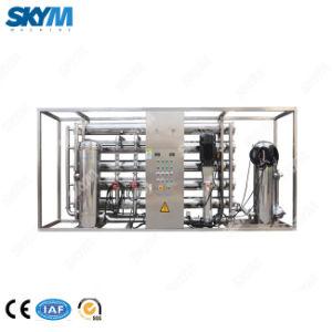 De automatische Reiniging van de Filtratie van de Zuiveringsinstallatie van het Water met het Systeem van de Behandeling van het Water RO