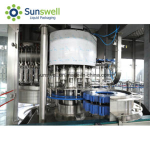 Sunswell 12, 000bph-36, 000bph 500ml Rotatry Blowing-Filling-Capping Combiblock