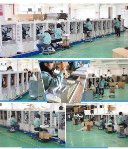 Eletrodomésticos Refrigerador de ar de baixo ruído com água