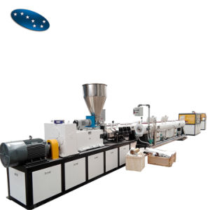 Tuyau PVC en plastique UPVC CPVC Making Machine/Ligne de production d'Extrusion