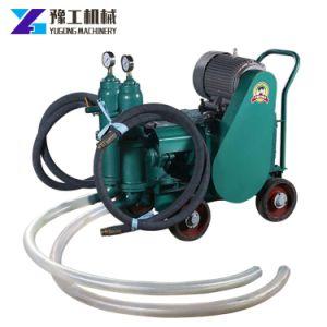 Pompa ad iniezione manuale di iniezione di cemento liquido del pistone