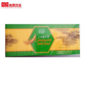 El Ginseng y extracto de hormiga de líquido oral sexo poder