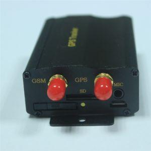 Fahrzeug-Auto-diebstahlsicherer Warnungs-Echtzeitfeststeller GPS103b+ Auto GPS-Verfolger GPS-G/M GPRS, der Einheit mit Fernsteuerungsantenne kein Kasten aufspürt