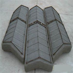 China Fábrica Almofada do purificador de malha de arame de malha