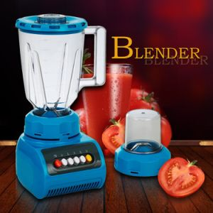 Горячая продажа высокое качество дешевой цене CB-B999P пластиковый 2 в 1 блендер