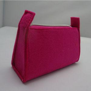 Volume estimé de tissu de polyester produire EVA Sac cosmétique