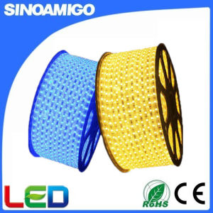 -3528 TIRA DE LEDS LED SMD Non-Waterproof-240/M - Una sola línea