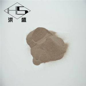 Brown ha fuso il grano dell'abrasivo dell'ossido di alluminio dell'allumina