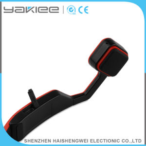 높은 과민한 선그림 스포츠 뼈 유도 무선 Bluetooth 입체 음향 헤드폰